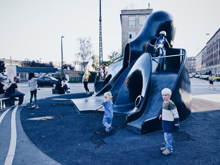 TakeoverContrast Onepluslife Playground Outdoors Enjoying Life Copenhagen, Denmark First Eyeem Photo Visitcopenhagen Visitdenmark Natgeotravel
