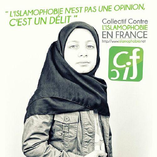 L'Islamophobie n'est pas une opinion, en France c'est devenu un crime . Argenteuil . Portait au fujix100 . By Miloud Kerzazi