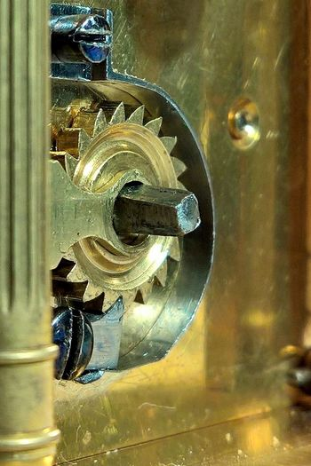 Antique Antique Clock Close-up Control Detail Gear Wheel Gears Metal Metallic Old Old Clock Old-fashioned Part Of Time Clock Clock Mechanism Clockwork Mechanics Precision Macro_collection Fine Art Photography