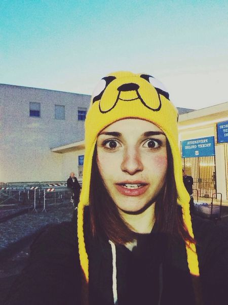 Comicon Jake The Dog Adventure Time That's Me
