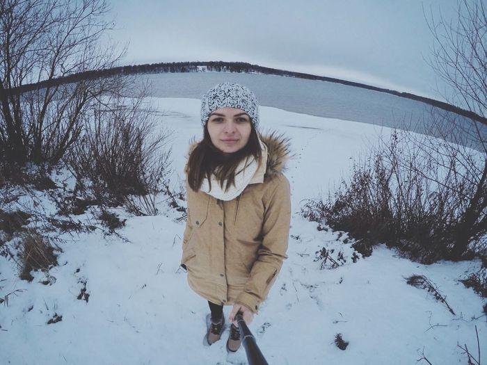 зима зимапришла Кострома  козловыгоры