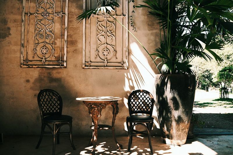 shade of day. Sunlight EyeEm Selects Art Minimalism Museum WoodLand Shades Of Winter Chair Table Indoors  No People Day Shadow Wrought Iron