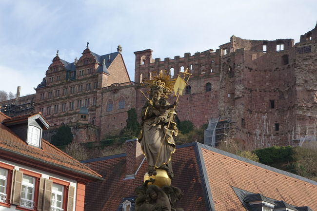 Hanging Out Heidelberg Traveling TheVille