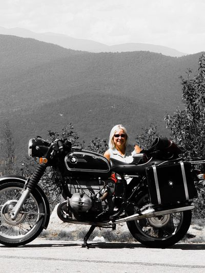 Bmw Motorcycle BMW Motorrad Bmw Museum Smokey Mountains Blueridgemountains Blueridgeparkway Airheads 1969 R60/5