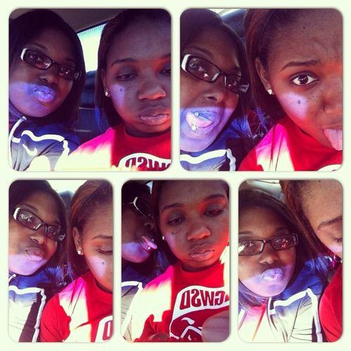 Just Me & My GF ! :)