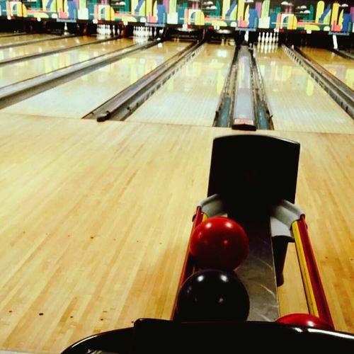 No People Bowling Alley Bowling Ball Bowlingballs Goodtimelanes