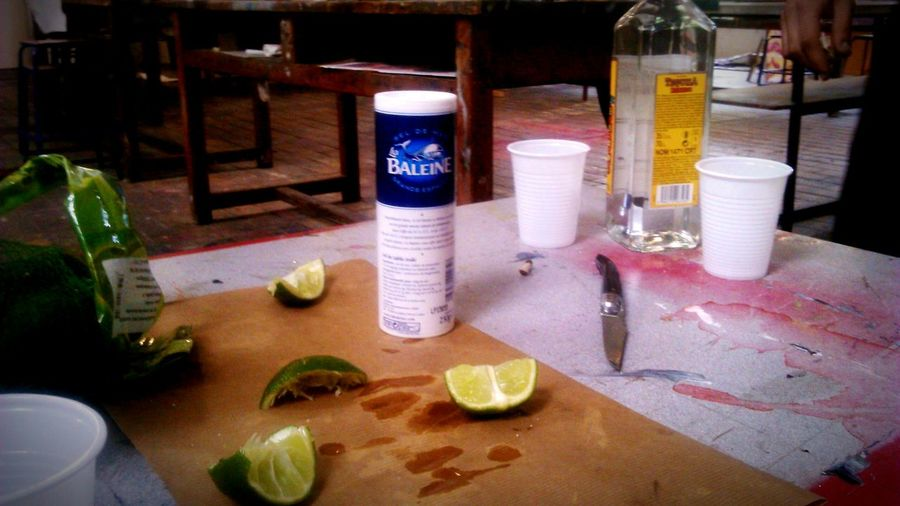 Notes From The Underground Tequila School