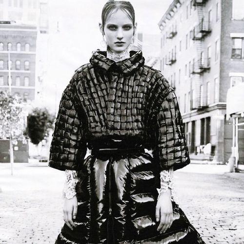 Repost Fashion Winter Black DonneVincenti