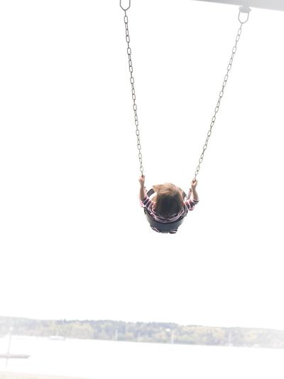 Swing up high