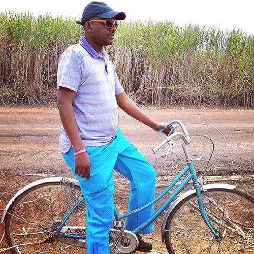 Cycling Morningexercise ♡ SaturdayLimbo OutInTheFarm