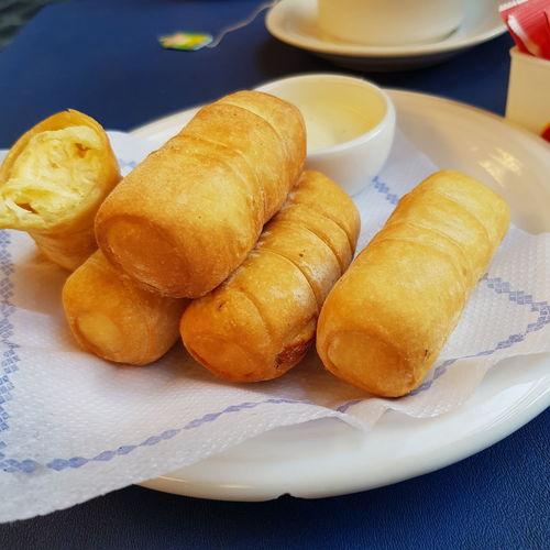 tequeños Food