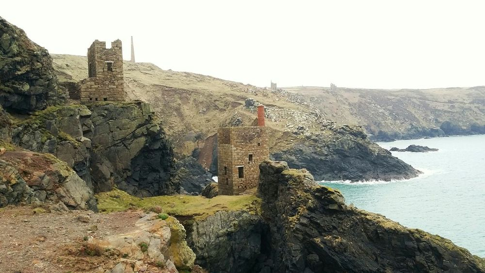 The National Trust in Cornwall at its very best. Walking Around Coastal Views Old Mineworks Cornish Coast Cornish Landscape Cornish Mining Heritage Site National Trust World Heritage Site Cliff View Best Fishing Spots Coastal