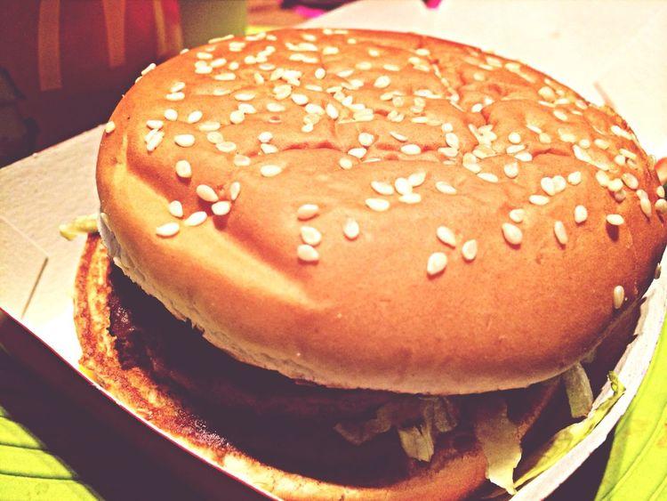 Big Mac Mac Donald Pornfood Relaxing