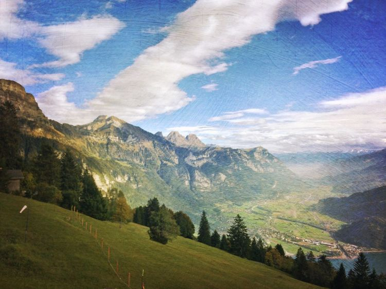 Alpenblick Mountains Landscape_Collection Landscape_photography EyeEmSwiss EyeEm Nature Lover Streamzoofamily Stackablesapp Naturelovers Clouds And Sky