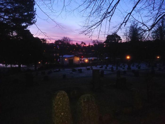Dalarö cemetery