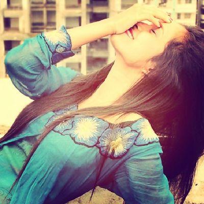 Me Feeling Shy •_• ^_^