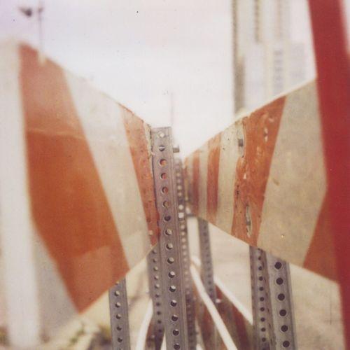{ Instant } Blocked, Austin / Polaroid SX-70, Polaroid 600 Film Filmisnotdead Polaroid