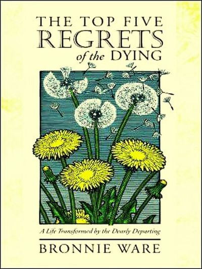 The most top five regrtes of the dying😀