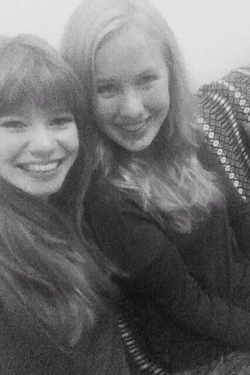 Met Esmee Girl Friend GirlsWithMuscle Justkidding No Muscle Lol :(