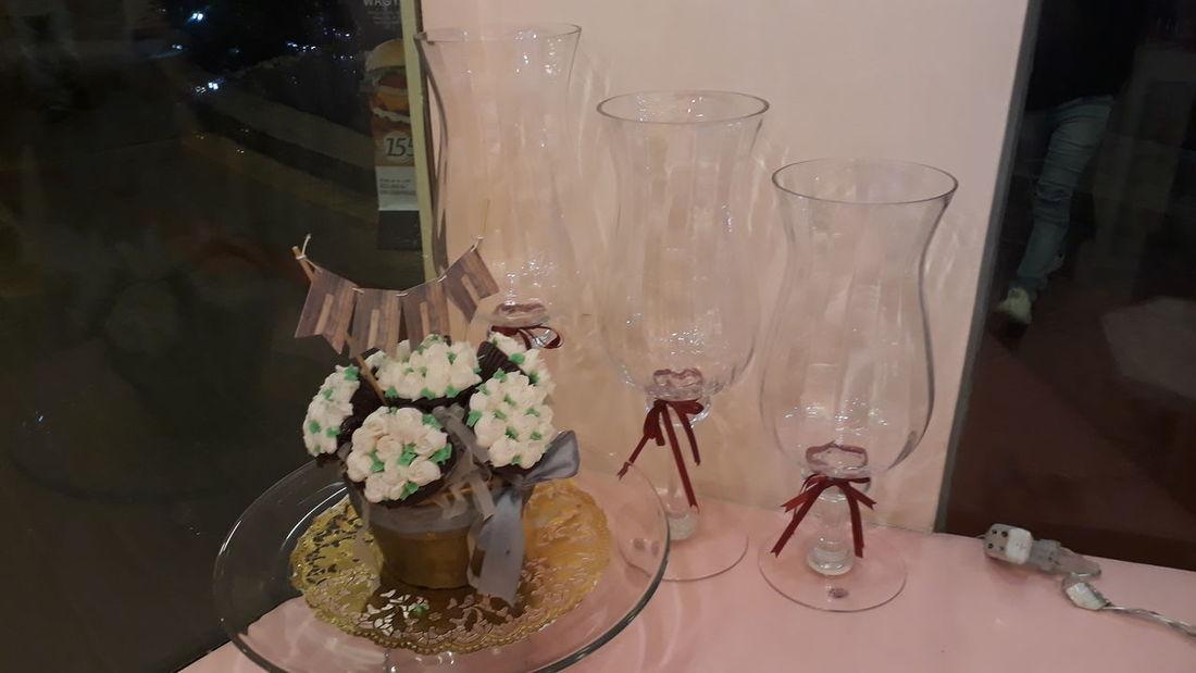 Indoors  Table Food Night Eyeemphotography Cupcakes
