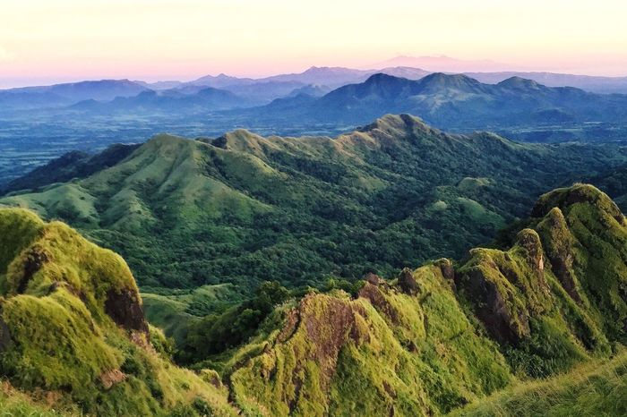 Mt. Batulao at Nasugbu, Batangas, Philippines Traveling Travel Philippines From Where I Stand Freedom What Does Freedom Mean To You? Landscape Mountains