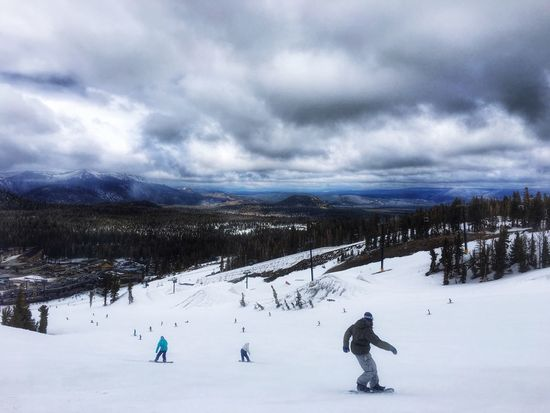Looking Down Taking Photos Snowboarding Lanscape_Collection  The Great Outdoors With Adobe Snow ❄ From My Point Of View Random Landscape Snowboarder random snowboarder