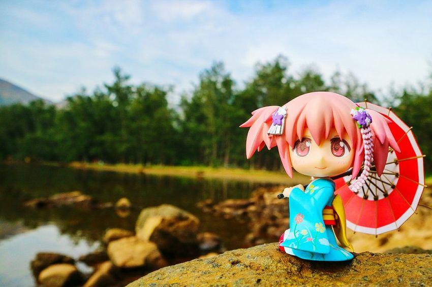 Anime Goodsmilecompany Nendoroid Outdoors Nature Madoka