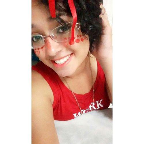 Princesa do Senhor ❤MDA CelebraçaoDeCelula Redevermelha