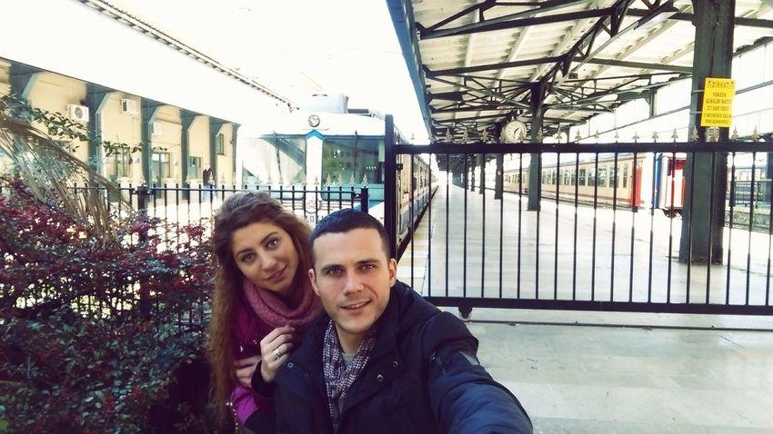 Haydarpasa Train Station Istanbul Photography Gununkaresi Askimlaherseycokguzel Sunny Muhteşem