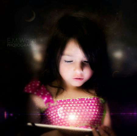Something different from me. Color Portrait Fantasy Child Sony A58k Sony Imagination