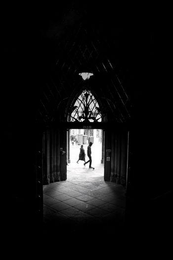 Sillouette Dark Darkness And Light Blackandwhite Bradford Yorkshire Woolexchange Streetphotography
