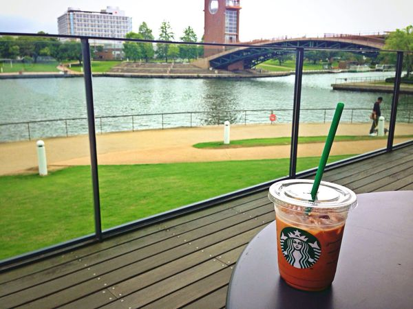 Relaxing time 🎵世界一美しいスタバ😊 Baked Goods Coffee Break From My Point Of View EyeEm Best Edits EyeEmBestEdits IPhoneography Relaxing Time Relaxing Enjoying Life Starbucks Starbucks Coffee Japan 今日はマッタリな仕事で癒された😊