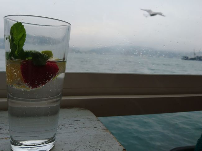 Fruit Iatanbul Bird EyeEmNewHere Water Cold Temperature Drink Drinking Glass Summer Fruit Table Healthy Lifestyle Cold Drink Cocktail