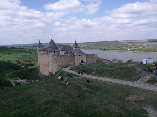 Chocim History Rzeczpospolita Castle Kresy Twierdza Sobieski