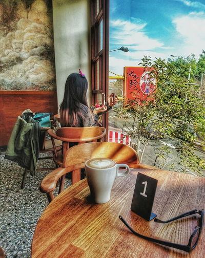 Coffee Relaxing Enjoying Life 右舍咖啡 Coffee Time Cup Taking Photos Taiwan