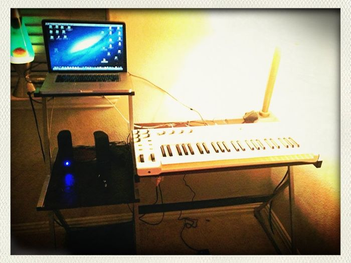 Working on a new song!! #workstation #musicful