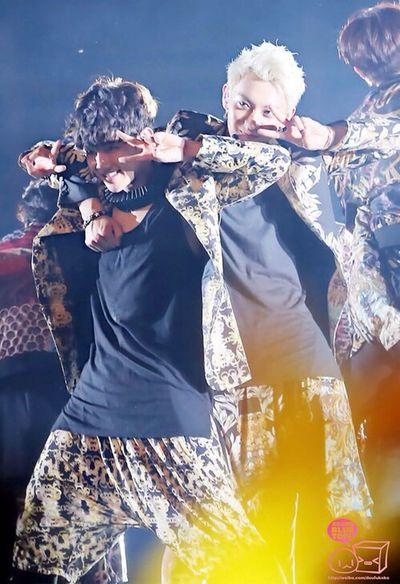 EXO. Baekyun & Tao