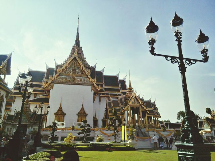 Wat phra kaew Taking Photos Bangkok Thailand Bangkok Thailand. Temple Buddhist Temple Goodplace Mypointofview