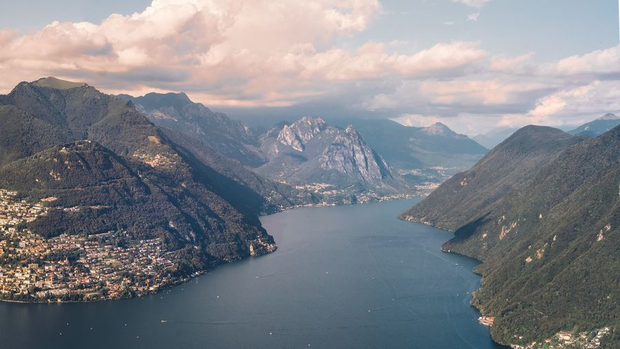 Photo taken in Lugano, Switzerland