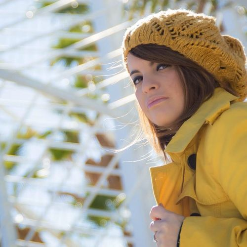 Mustard Hat Trench Fashion Blog Valstyle