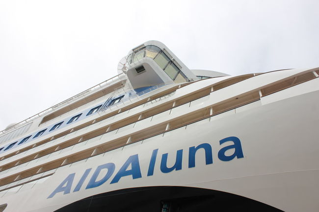AIDAluna Cruise Ship Cruise Ship Cruise Ship Name Cruise Ships Aidaluna Airplane Architecture Big Letters Building Exterior Built Structure Clear Sky Close-up Communication Cruise Ship Docking Cruise Ship Photos Cruise Ship Port Cruise Ship View Day Low Angle View No People Outdoors Sky Text Travel Blog Travel Blogger Travel Bloggers
