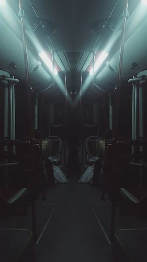 The opposite of a winner Bus Mirror Lonely Loneliness First Eyeem Photo