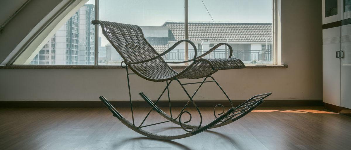 A Deck chair