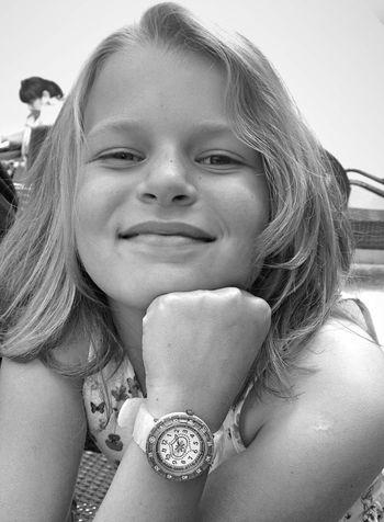 Kid Smile Watch Happy Love Strange