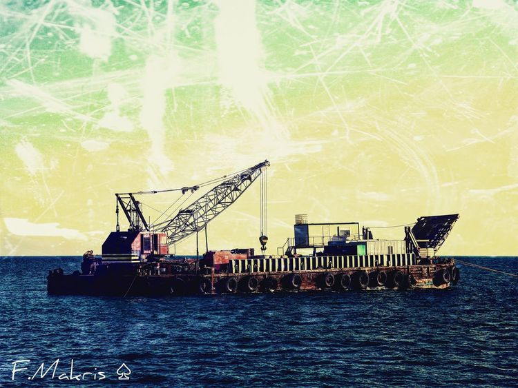 Blue Wave Sea Cyprus EyeEm Best Shots Skycollection Paphos Check This Out The Human Condition By The Sea Boat Ships⚓️⛵️🚢 Blue Blue Sea Pixlr Effect Artistic