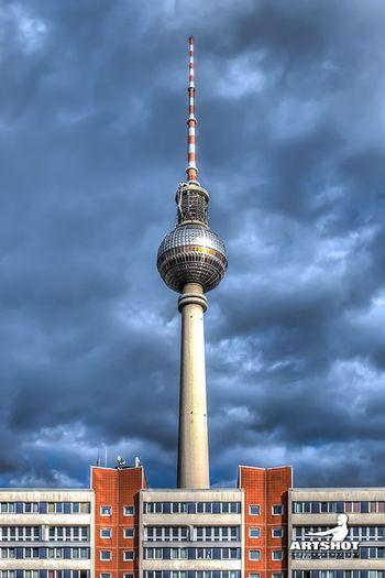 Berliner Fernsehturm ArtWork Light And Shadow Still Life Light Berliner Ansichten Urban Street Photography Streetart Germany Berlin Adapted To The City