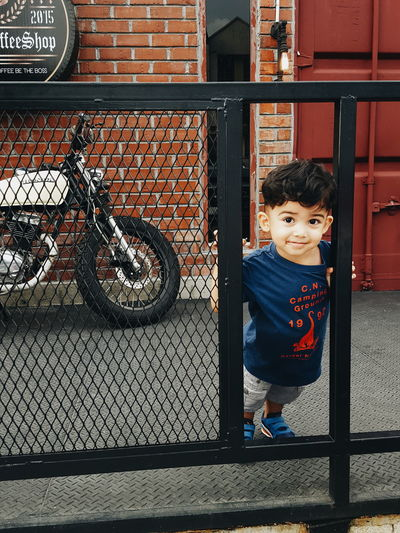 Curiouschild Kid Boy First Eyeem Photo Barber Kids Being Kids Kids Coffee Shop Coffee Kids Playing Kid Portrait