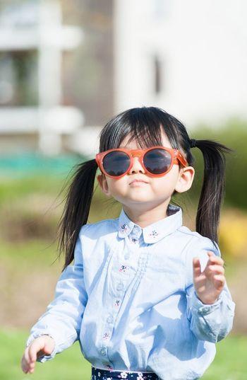My daughter. Nikon d700 (200mm - F/5,6 - 1/640s - iso 141) Kids EyeEmBestPics The Week on EyeEm orange color cute Asian Korean koreangirl Fashion sun glasses The Purist (no edit, no filter) nikonphotography eye4photography EyeEm Best Sho Korean Model Korean Girl Koreangirl Kids EyeEmBestPics Orange Color Cute Asian  Korean Koreangirl Fashion Sun Glasses The Purist (no Edit, No Filter) Nikonphotography Eye4photography  EyeEm Best Shots Childhood Child Offspring Glasses Sunglasses Girls Fashion Portrait Hairstyle Fashion Innocence Glasses Smiling Hair
