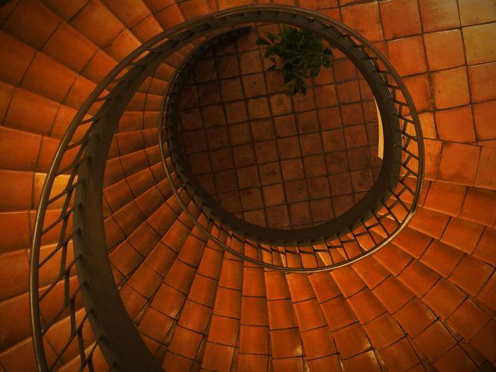 Berlin Spandau Arcaden  Spiral Staircase StoneStairs Spiral Stairs Stairways From My Point Of View My Smartphone Life