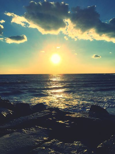 Sunset Beach Cape May, NJ Beautiful